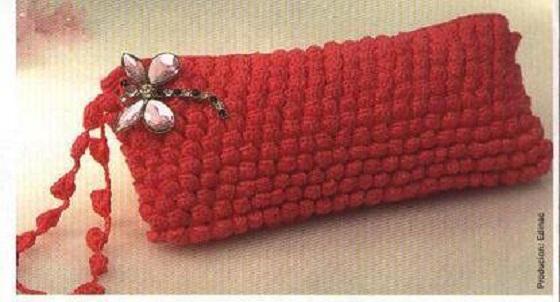 super barato se compara con estética de lujo múltiples colores Bolso tejido a ganchillo en pocos minutos :: Cómo hacer ...