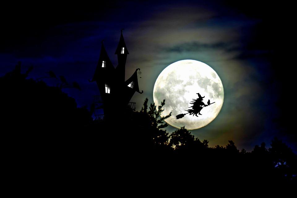 Que Significa Soñar Con Brujas Volando
