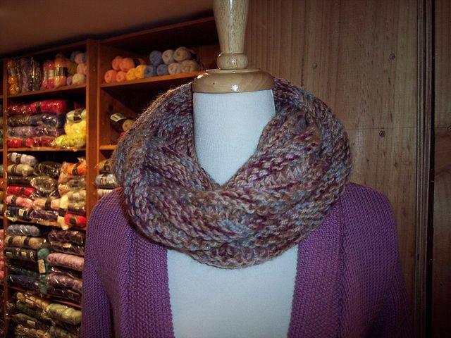 comprar online c08b1 d2bc2 Bufandas de ganchillo: como hacer bufandas a crochet ...