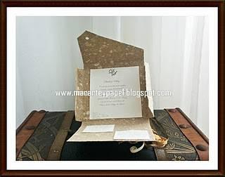 Cómo Hacer Invitaciones De Boda Con Cartón Reciclado